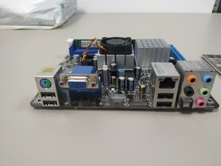 Placa + Procesador + RAM ITX