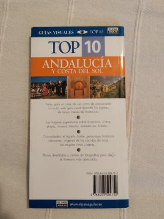 guia de viaje Andalucía