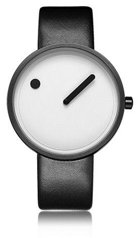 Reloj de pulsera minimalista