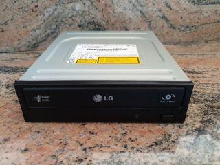 Lector y grabador CD / DVD LG