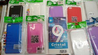 Funda + cristal templado Xiaomi Redmi Go
