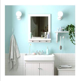 Espejo de pared para baño o dormitorio