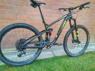 trek remedy 8 rueda 27.5 talla M