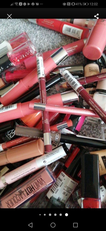 100 makeup all new bundle joblot