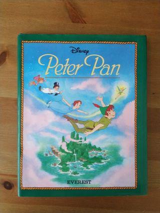 Libro Peter Pan Disney