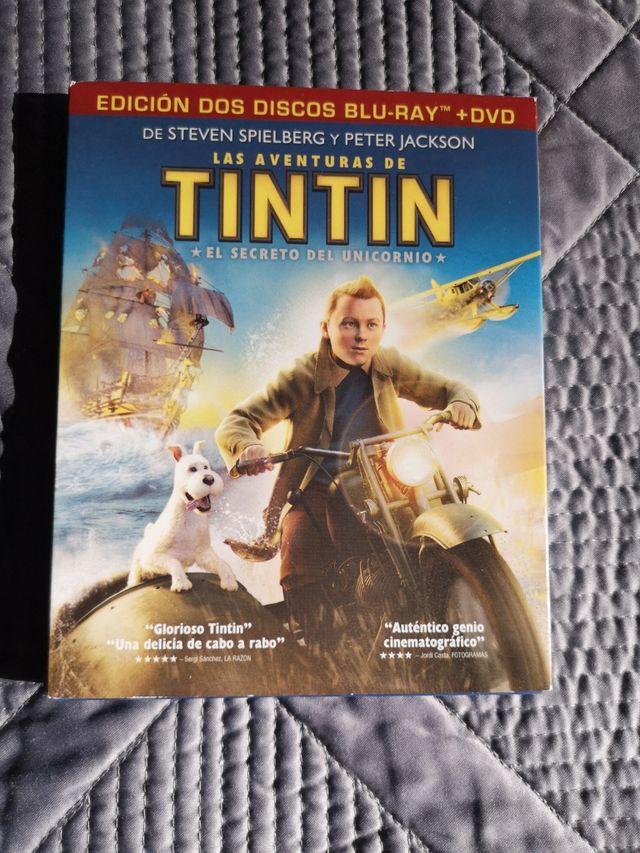 película Tintin