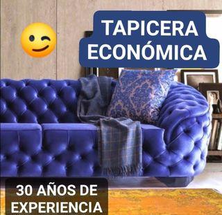 CHICA TAPICERA ECONÓMICA
