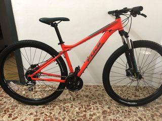 bicicleta mountain bike FUJI