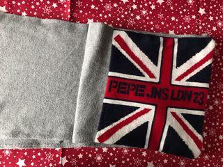 Bufanda Pepe Jeans pura lana original