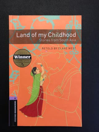 Libro de lectura: The land of my childhood (Oxford