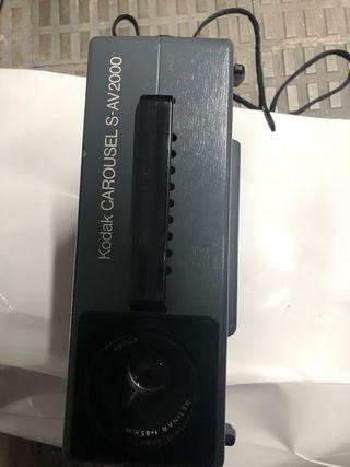 Proyector diapositivas SAV 2000 Kodak