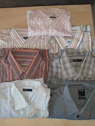 Camisas manga larga hombre XXL