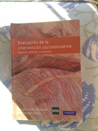 Libro Evaluación Intervención Socioeducativa
