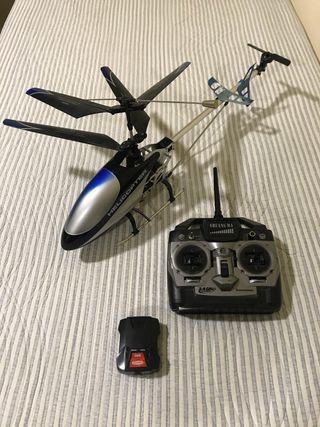 Helicóptero radio control 2.4g. Grande