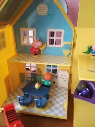 casa Peppa pig