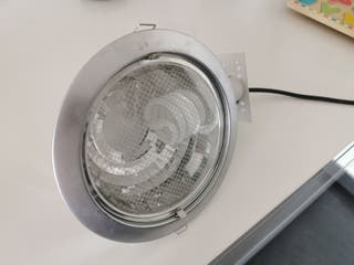 Downlight Plafon Bajo consumo led