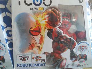 Robo Kombat