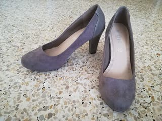 Zapatos marrones de Marypaz