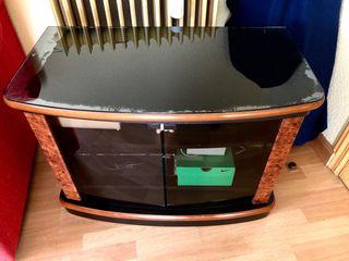 MESA TV Giratoria y con ruedas