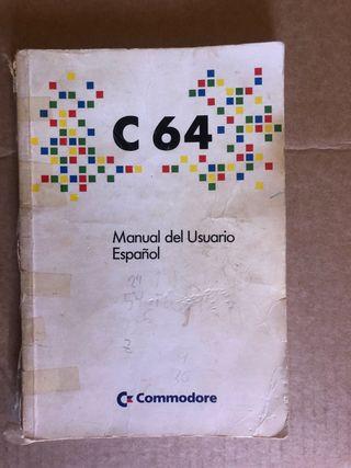 Manual Commodore C64 Español