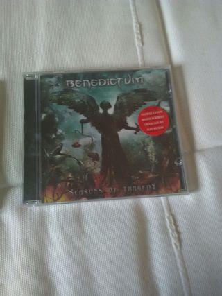 Cd Metal Benedictum