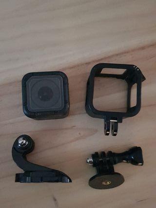 GoPro Hero session + accesorios