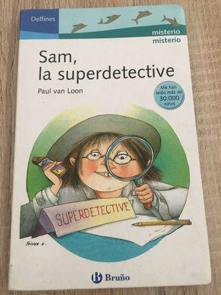 Sam la superdetective