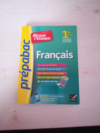 prépabac français (1ère)