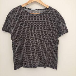 Camiseta S Algodón estampado