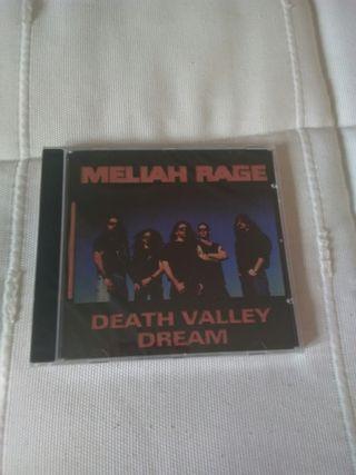 Cd Metal Meliah Rage