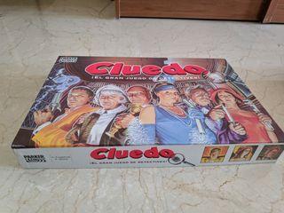 juego de mesa cluedo 1996