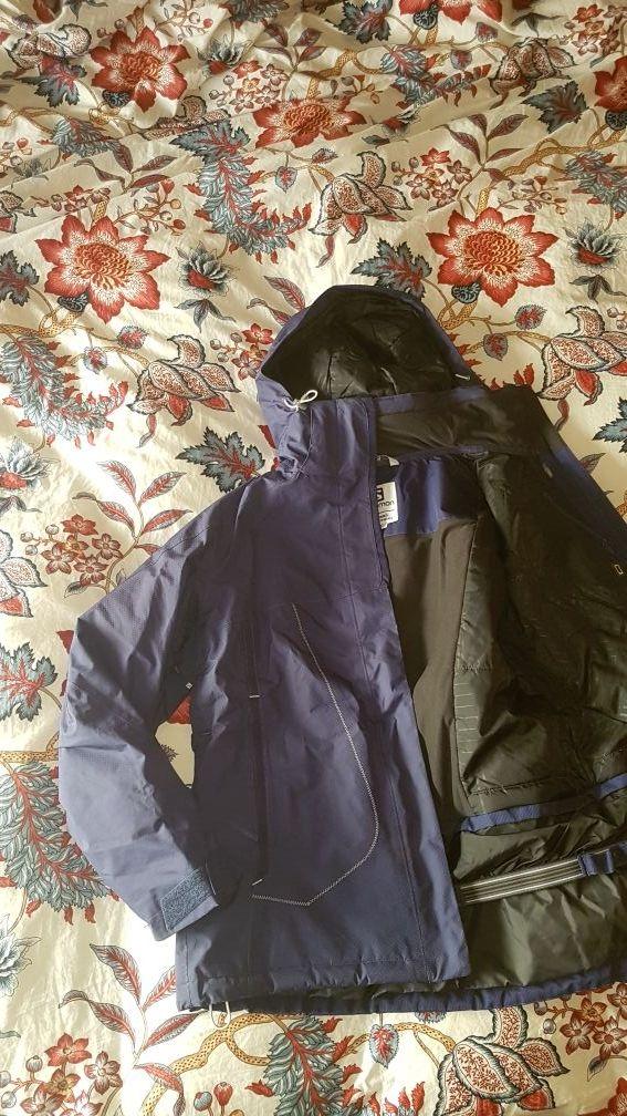 Chaqueta/ abrigo SALOMON de esquí/ invierno