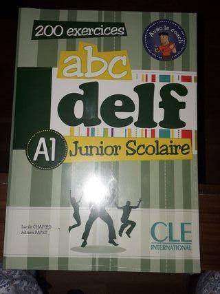 ABC DELF A1 JUNIOR SCOLAIRE NUEVO