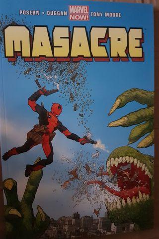 Masacre Marvel Now Presidentes Muertes
