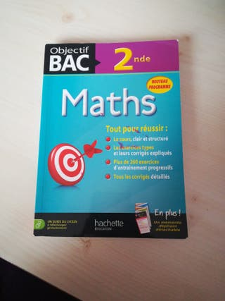 objectif Bac Maths seconde