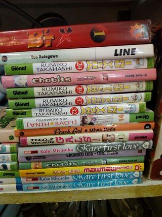 Comics manga sueltos