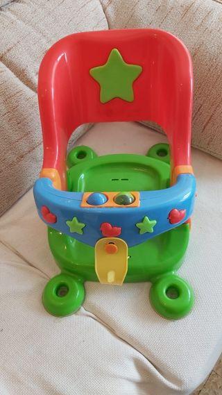 silla de bebé para bañera o ducha
