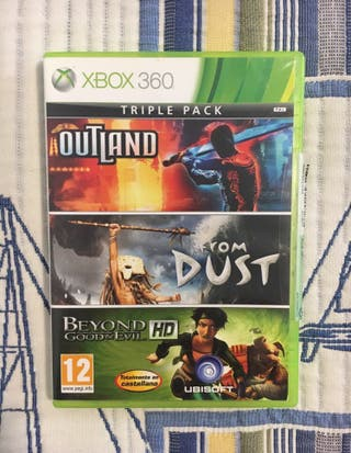Xbox Triple Pack