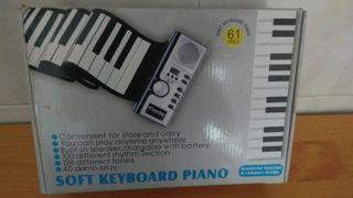 Piano Flexible 61 teclas