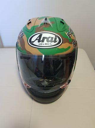 Arai Rx7 Gp Nicky Hayden Laguna Seca