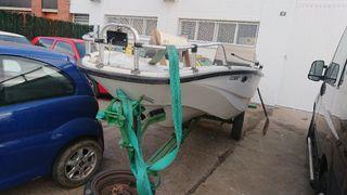 Barco Rio 500 Cros pesca paseo