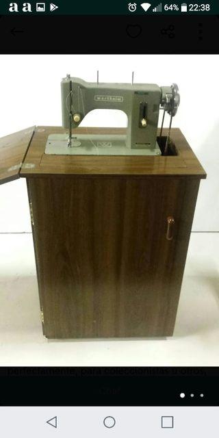 Maquina de coser Werthein