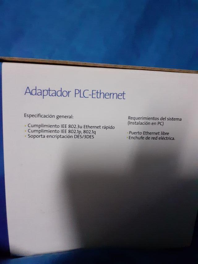 PLC (Equipos nuevos / Sin uso)
