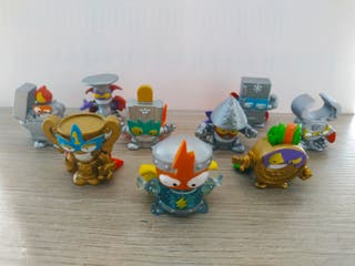 Superzings Serie 4 Kid Kazoom Ultra Rare
