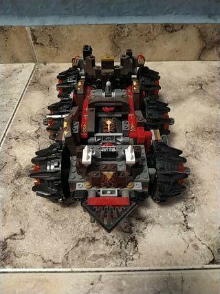 Super coche lego