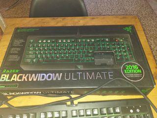 razer blackwidow ultimate teclado