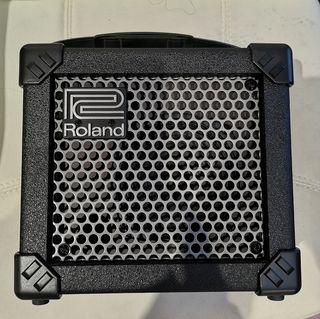 Roland Micro Cube amplificador guitarra eléctrica