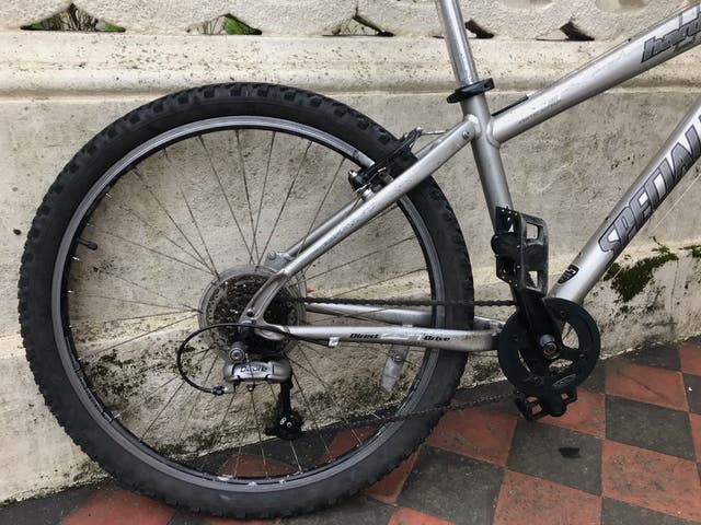 Bike Specialized Hardrock Sport MTB 26 inches