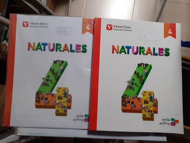 LIBRO DE NATURALES DE 4°