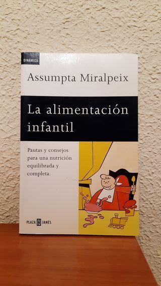 """Libro """"La alimentación infantil"""""""